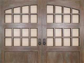 Have a Wooden Door Without Using Natural Wood | Garage Door Repair Justin, TX